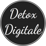 Detox Digitale Logo gris foncé