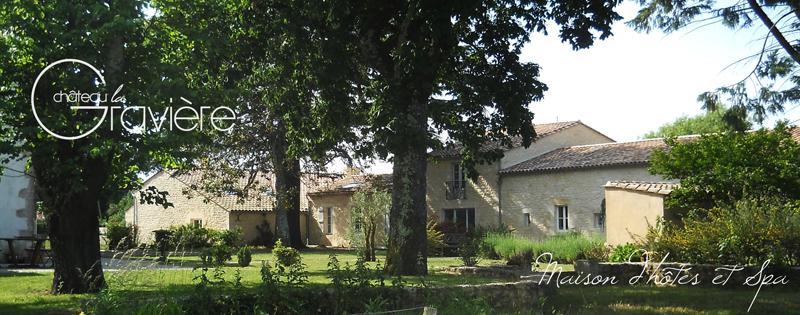 Interview séjour Château La Gravière