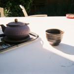 thé jardin